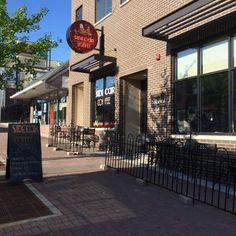 2. Sidecar Coffee Shop, Cedar Falls