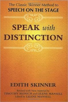 Canadian elocutionist Edith Skinner wrote the book that inspired an era of fake Mid-Atlantic accents in Hollywood
