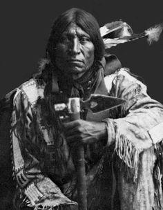 Comanche Warrior in Oklahoma and Texas area