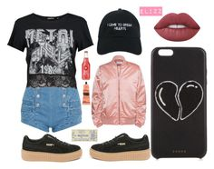 """""""If Its Dreams That You Want..."""" by elizz-denne ❤ liked on Polyvore featuring Acne Studios, Pierre Balmain, Boohoo, Nasaseasons, Chaos, Puma and Aesop"""
