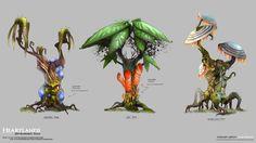 trees concept