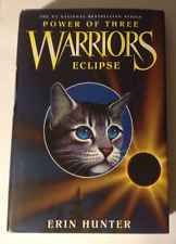 Power Of Three Warriors Eclipse Erin Hunter Hardcover Dustcover Book 4