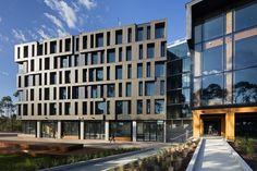 RMIT Bundoora West Student Accommodation / RMA | ArchDaily