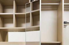 Pull out/slide out mirror // Innovative Interiors Closet Remodel, Interior, Diy Wardrobe, Wardrobe Systems, Modern Closet, Built In Wardrobe, Mirrored Wardrobe, Shoe Storage Rack, Closet Design