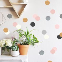 Confetti Dots Wall Decal – Shop Project Nursery