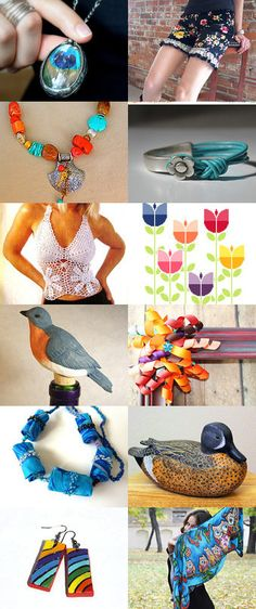 BOHO Tales by Marianne on Etsy--Pinned with TreasuryPin.com
