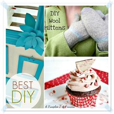 Best DIY Projects. AMAZING ideas!