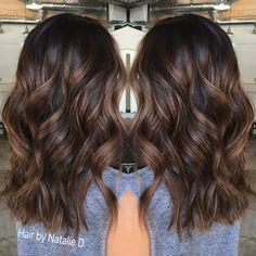 Perfect brown hues ✨