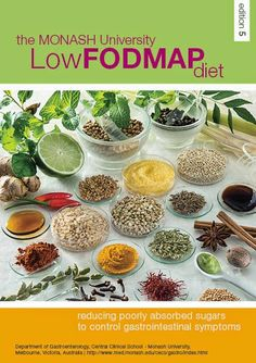 Monash University Low FODMAP Diet: A new year, a new edition