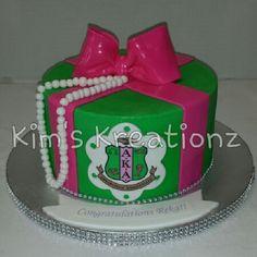 Wedding AKA cake