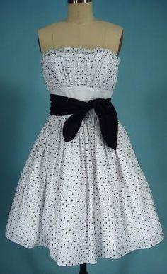 1990's Betsey Johnson dress.