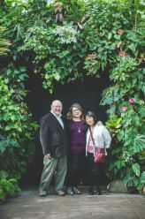 Family portraits at The Muttart Conservatory in Edmonton Alberta.  #Family #FamilyPortraits #portrait #photography