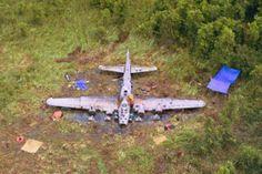 B-17 wreck