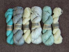Kettle Yarn Co Brioch Kit options
