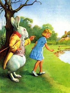 Alice - A A Nash