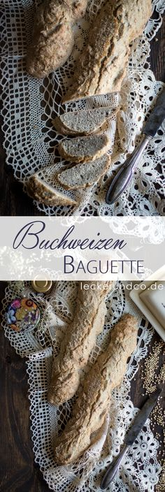 Buchweizen Dinkel Baguette | Vollkorn