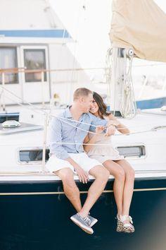 Cruise-Inspired Engagement: Georgina & Robbie in Jacksonville | Floridian Weddings