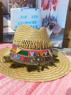 So so Ibiza. Annabelle Crawford · Cowboy Hats Upcycled 6d7c276cfa3c