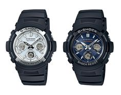 Casio G-Shock Unveils New Colorways of the AWG-M100