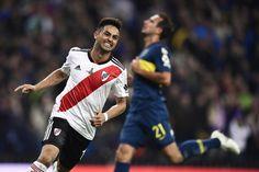 Copa Libertadores holders River to take on Internacional in 2019 group phase Santiago Bernabeu, Fifa World Cup, Kobe Bryant, Madrid, Thing 1, Sport, Carp, Hockey, Group