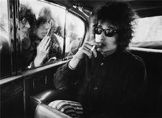 Bob Dylan (c) Barry Feinstein 1966 #BobDylan