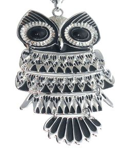 Owl+Pendant+With+Chain+24+in+in+Stainless+Steel++USA+Seller+#Unbranded+#Pendant http://stores.ebay.com/JEWELRY-AND-GIFTS-BY-ALICE-AND-ANN
