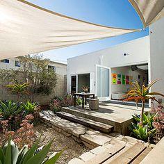 Tuin van een architect | Inrichting-huis.com