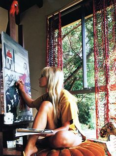 Sixties   Britt Ekland