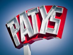 Paty's Restaurant by Shakes The Clown, via Flickr