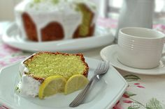 """Capim santo é o mesmo que capim limão ou cidreira. Aquele """"capim"""" comprido que dá em moita e tem um cheiro incrível, sabe qual? #tacanogoogle Eu e minha mãe testamos juntas esse bolo e …"""