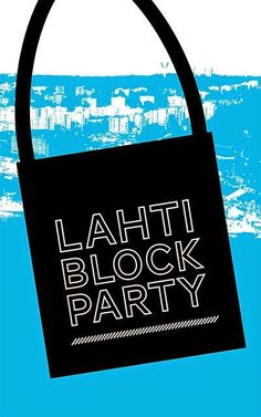 Block Party, Reusable Tote Bags, Events