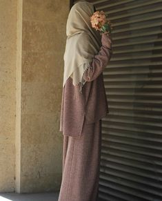 Modest Fashion, Hijab Fashion, Women's Fashion, Nice Outfits, Winter Outfits, Bride Of Christ, Hijab Chic, Mode Hijab, Hijabs