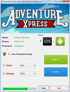 Adventure Xpress Hack http://cheatmobileapps.com/adventure-xpress-hack-ios-android/