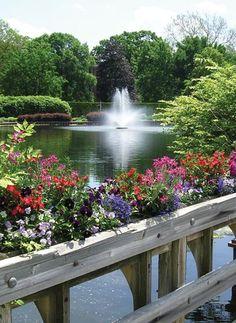 cantigny park pictures - Wheaton, IL