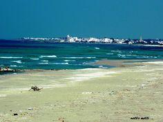 La Marina di Ugento e le spiagge.