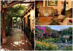 Hotel Casa Antigua Guatemala - Gardens