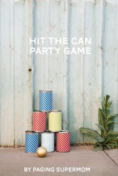 Free Printables to make this Party Game via @PagingSupermom #ThePartyHop