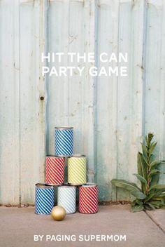 Free Printables to make this Party Game via @PagingSupermom.com.com