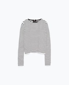 Image 8 of STRIPED SWEATER from Zara