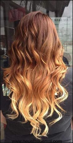 Ausgezeichnete Haar-Farbe-Ideen für Damen - Neue Friseur Stil | Einfache Frisuren