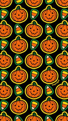 """casperspell: """"""""Ghosts in the Roses"""" pattern for you! Feel free to save as your phone lock screen. *For Personal Use Only. Whimsical Halloween, Retro Halloween, Halloween Patterns, Spooky Halloween, Happy Halloween, Halloween Backdrop, Cute Fall Wallpaper, Halloween Wallpaper Iphone, Halloween Backgrounds"""