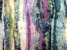 Linen Rayon Blend Upholstery Print