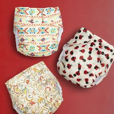 If you're already on the cloth diaper train, you're aware of their environmental benefits and the chunk of change they can save you. Awesome Blossom offers designer-style cloth diapers and other accessories for the most modern of moms. Playing with vibrant solids and delightful designs, this brand is committed to creating the cutest bums around.