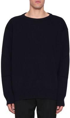 Dries Van Noten Tinco Wool Sweater