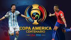 Copa America Final 2016: Early Preview Schedule for Argentina vs Chile