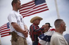 "http://pinterest.com/pin/7248049374991280/ Republicans distance selves from Nevada rancher Cliven Bundy over racial remarks ""But Bundy's GOP defenders, including Sens. Dean Heller (Nev.) and Rand Paul (Ky.), rapidly abandoned him on Thursday following reports of incendiary remarks that the white rancher made about minorities."""