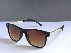 Wayfarer Retro Style Moderne Herren / Damen Sonnenbrille Sunglasses Modell 140