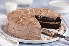 Chocolate-Zucchini Cake Recipe - Kraft Recipes