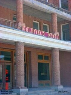 Goldfield - Nevada Ghost Town