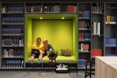 Raheen Library at Australian Catholic University / Woods Bagot - 115 Victoria Street, Fitzroy, Australia